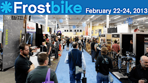 Frostbike - dealers only show held each year in Minneapolis, MN