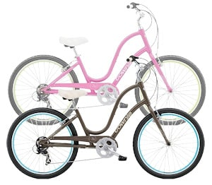 Electra Townie 7D - you don't have to have pink