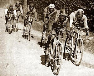 No gears for these guys ...