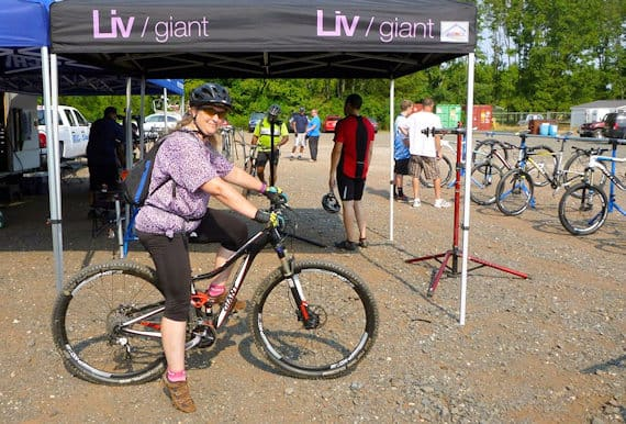 Now's your chance to try a Giant bike - something for everyone ...