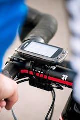 The Garmin Edge 810 - GPS on your handlebars