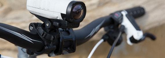 The Garmin Virb POV cam