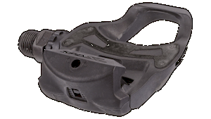 The Shimano PD-R550 road pedal