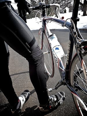 A winter ride can be transformed just by having warm feet
