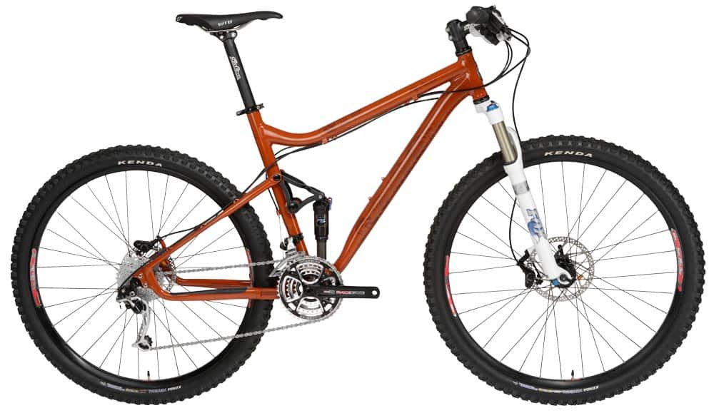 Salsa Cycles For 09' 3
