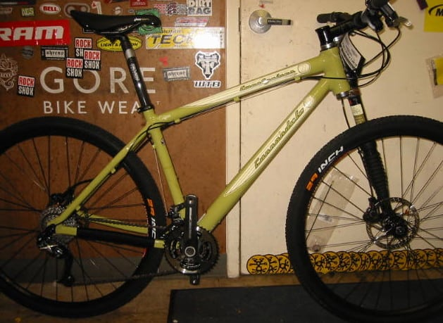 2009 Cannondale F29er One 1