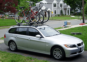 The Roof Rack - cool professional look, but at a price