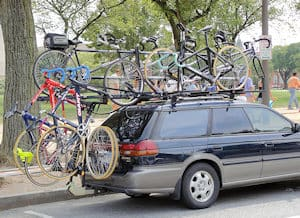 There is a bike carrier solution for everyone ...