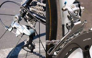 Dérailleurs - rear & front