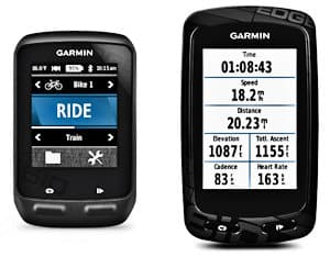 Garmin Edge 510 and Garmin Edge 810 - ANT+ and Bluetooth technology