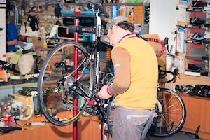 Your bike deserves professional attention