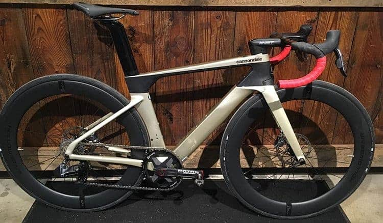 2019 Cannondale SystemSix Hi-Mod AXS
