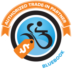 Authorized Trade-In Partner of BicycleBlueBook.com
