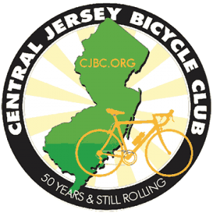 Central Jersey Bicycle Club Logo