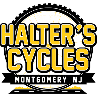 Halter's Cycles Logo