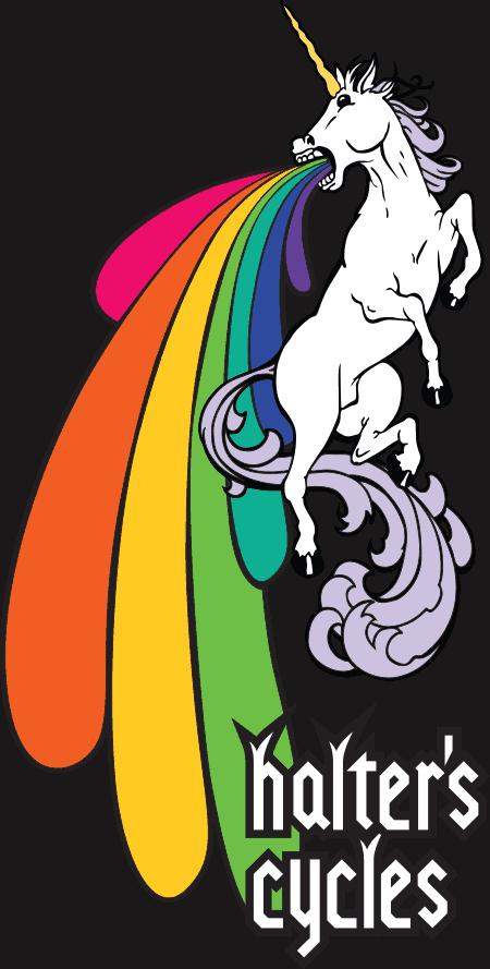 Halter's Rainbow Unicorn