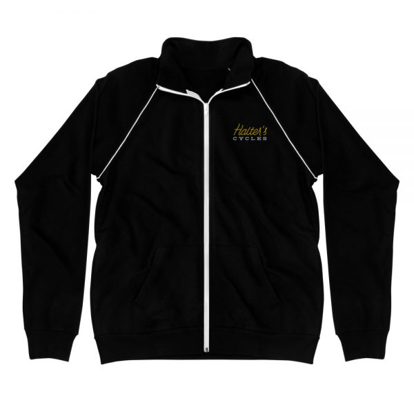 Halter's Cycles Piped Fleece Jacket 1