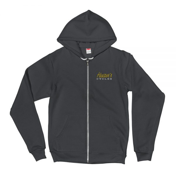 Halter's Cycles Fleece Hoodie 4