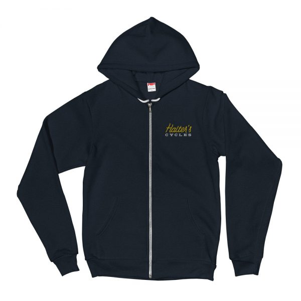 Halter's Cycles Fleece Hoodie 5